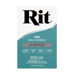 Rit Dye Powder Teal