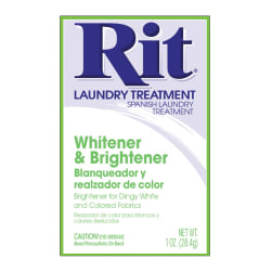Rit Dye Powder-Whitener & Brightener