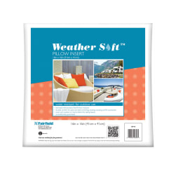Fairfield Weather Soft Outdoor Pillow 16
