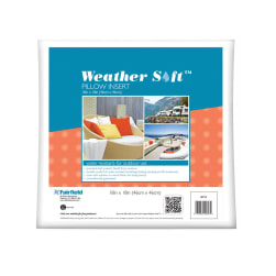 "Fairfield Weather Soft Outdoor Pillow 18"" x 18"""