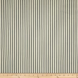 Magnolia Home Fashions Cottage Stripe Navy Fabric