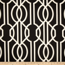 Magnolia Home Fashions Deco Onyx Fabric