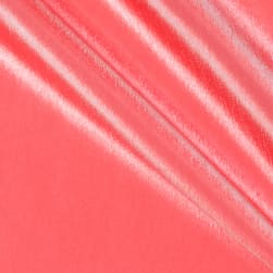 Two Tone Taffeta Light Coral Pink Fabric