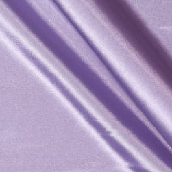 Stretch Charmeuse Satin Lavender Fabric
