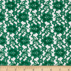 Raschelle Lace Hunter Fabric