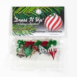 Dress It Up Embellishment Christmas Ornaments