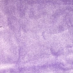 Shannon Minky Solid Cuddle 3 Lilac Fabric