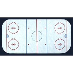 Sports Life Hockey Field Ice