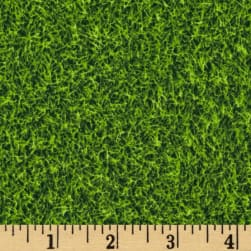 Kaufman Sports Life Grass Turf Grass Fabric