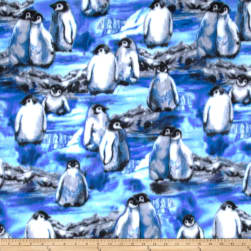 Winterfleece Ice Floe Multi Fabric