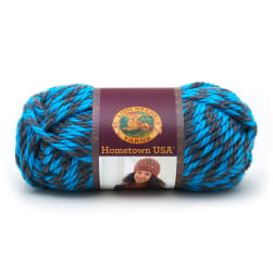 Lion Brand Hometown Usa Yarn Memphis Blues