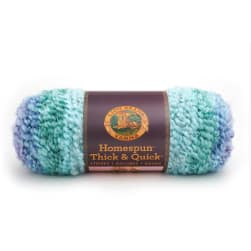 Lion Brand Homespun Thick And Quick Stripes Yarn