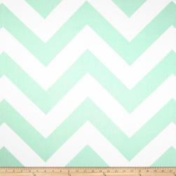 Premier Prints Zippy Chevron Mint