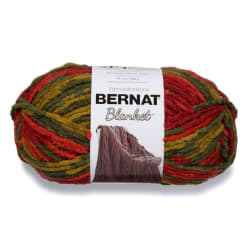 Bernat Blanket Big Ball Yarn (10521) Harvest