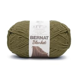 Bernat Blanket Big Ball Yarn (10241) Olive