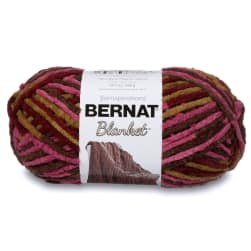 Bernat Blanket Big Ball Yarn (10302) Plum Chutney