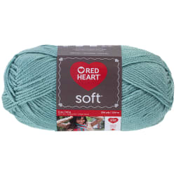 Red Heart Soft Yarn (9520) Seafoam