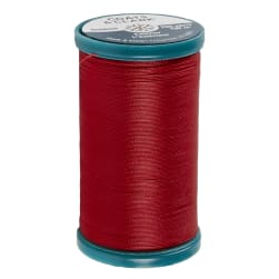 Coats & Clark Outdoor Thread 200 YD Red Cherry