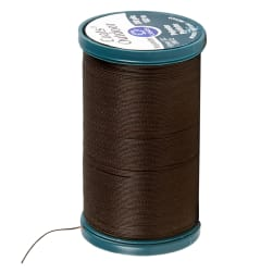 Coats & Clark Outdoor Thread 200 YD Dark Brown