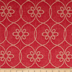 Waverly Turkish Screen Bejeweled Fabric
