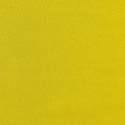 Fabric Merchants Stretch Jersey ITY Knit Yellow Fabric