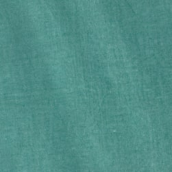 New Aged Muslin Teal Fabric