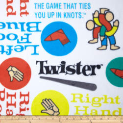 Twister Fleece Right Hand Badge Multi Fabric