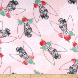 Tink Lacey Tink Fleece Fabric