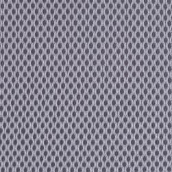 Spacer Mesh Gray Fabric