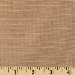 Organic Cotton Ripstop Khaki Fabric
