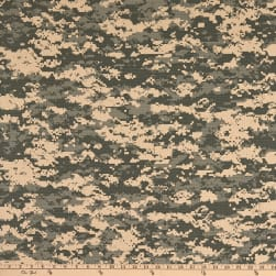 Organic Cotton Ripstop Army Combat Uniform Fabric