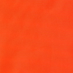 Nylon Pack Cloth Flourescent Orange Fabric