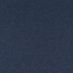 12 oz Brushed Bull Denim Navy Fabric