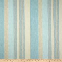 Braemore Remembrance Stripe Aquamarine Fabric