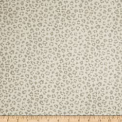 Jaclyn Smith 02100 Animal Print Blend Dove Grey