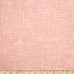 Jaclyn Smith Linen/Rayon Blend Blush Fabric