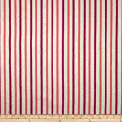 Home Accents Tangiers Stripe Coral