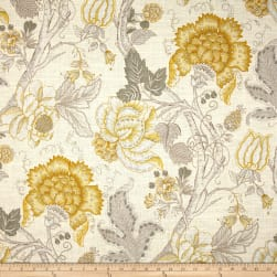 Richloom Maison Blend Yellow Fabric
