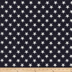 Timeless Treasures Stars Blue Fabric