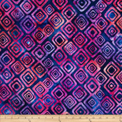 Artisan Batiks Graphic Elementals II Diamonds Wild Fabric
