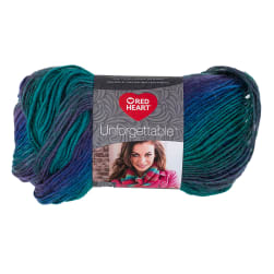 Red Heart Boutique Unforgettable Yarn 3935 Dragonfly