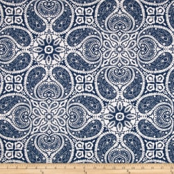 Magnolia Home Fashions Tibi Navy Fabric