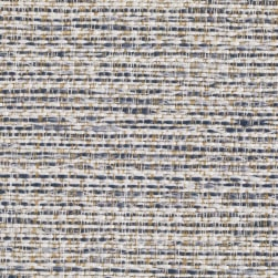 Magnolia Home Fashions Upholstery Boulder Navy Fabric