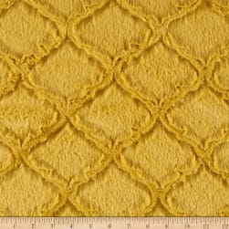 Shannon Minky Luxe Cuddle Lattice Antique Fabric