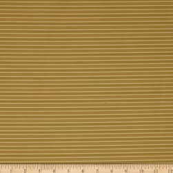 Robert Allen Promo In Transit Stripe Olive Fabric