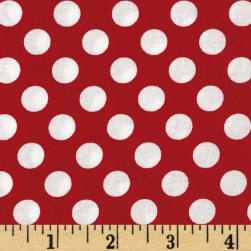 Michael Miller Ta Dot Minnie Fabric