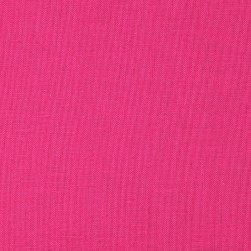 Cotton + Steel Supreme Solids Pink Sapphire Fabric