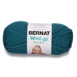 Bernat Wool Up Bulky Yarn 50701 Teal