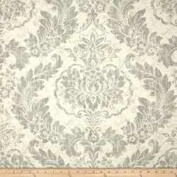 Covington Downton Blend Graphite Fabric