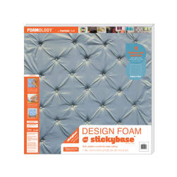 "Foamology One Piece Design Foam Poke A Dot 24"" x24"" x 2"""